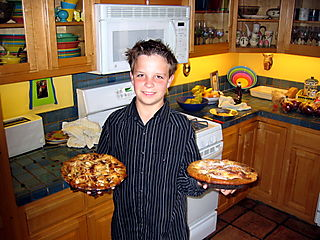 Matt in kitchen